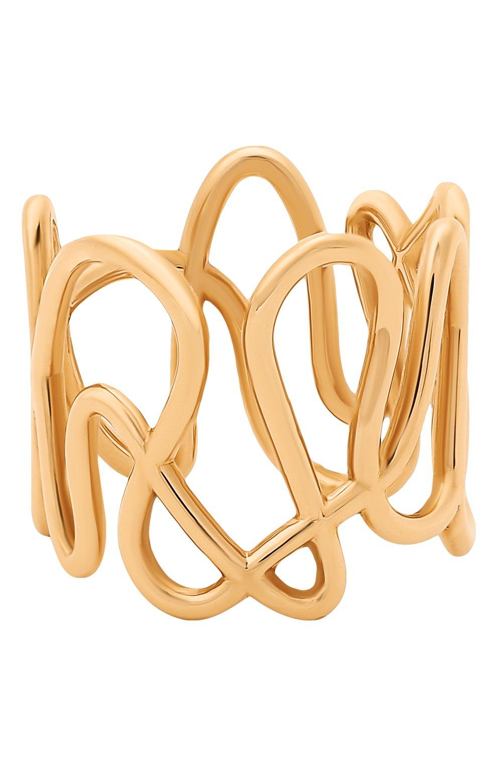 Женские кольцо REPOSSI бесцветного цвета, арт. RG/WT2RG(P)   Фото 2 (Драгоценные камни: Без драгоценных камней; Материал сплава: Розовое золото)