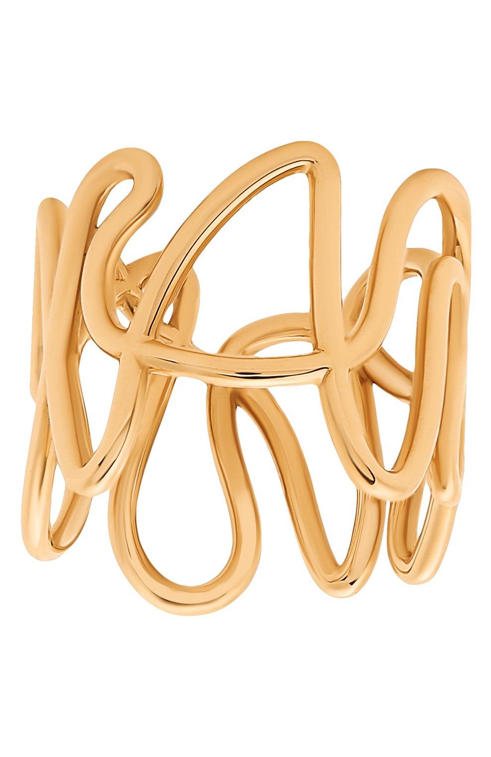 Женские кольцо REPOSSI бесцветного цвета, арт. RG/WT2RG(P)   Фото 3 (Драгоценные камни: Без драгоценных камней; Материал сплава: Розовое золото)
