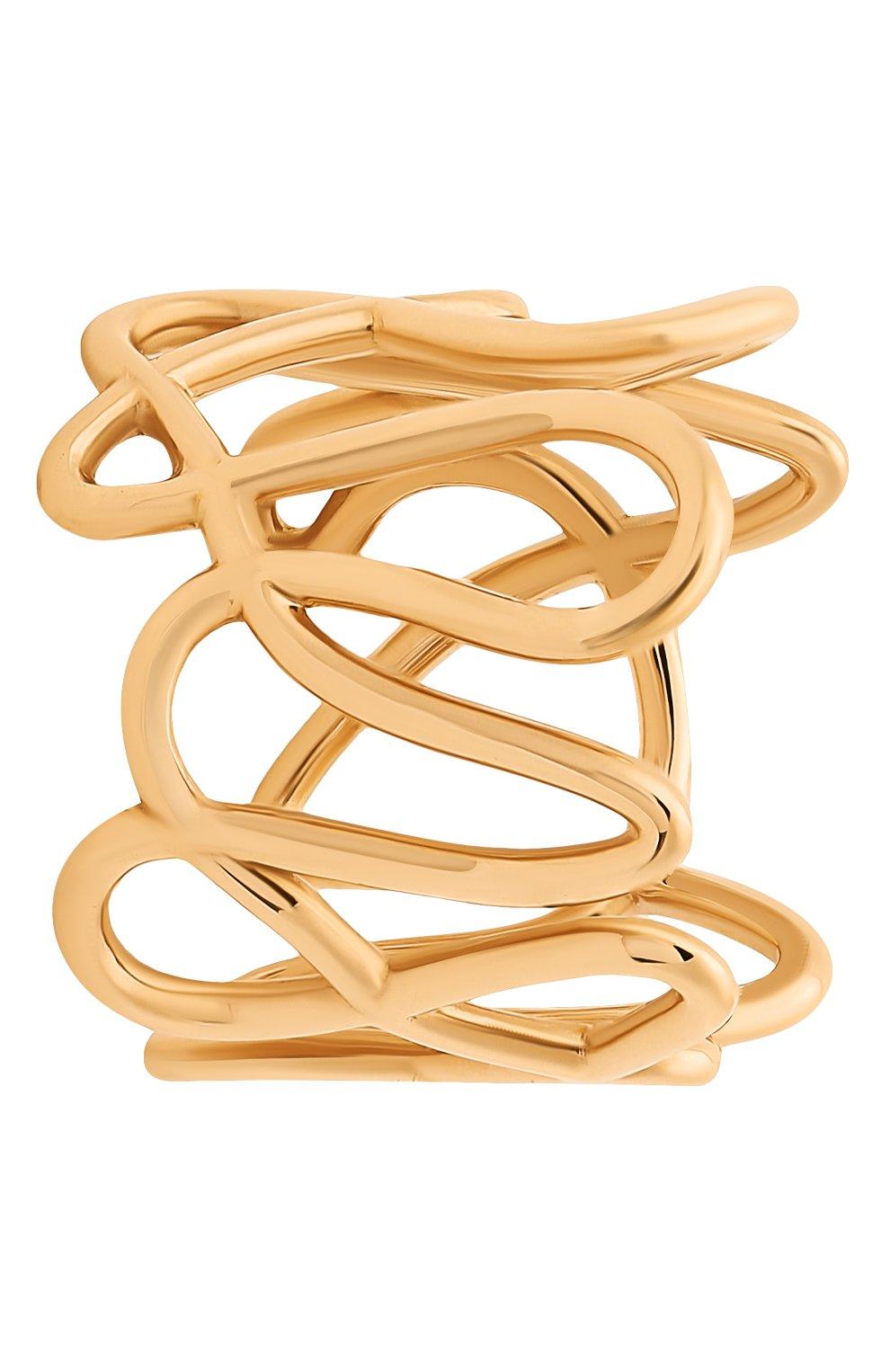 Женские кольцо REPOSSI бесцветного цвета, арт. RG/WT2RG(P)   Фото 4 (Драгоценные камни: Без драгоценных камней; Материал сплава: Розовое золото)