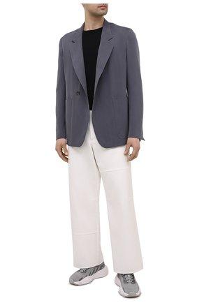 Мужские текстильные кроссовки apex AXEL ARIGATO серого цвета, арт. 22106 | Фото 2
