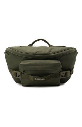 Текстильная поясная сумка Army | Фото №1