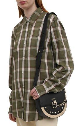 Женская сумка miss mimi mini FURLA черного цвета, арт. WB00184/A.0424 | Фото 2