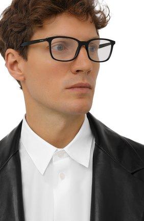 Мужские оправа PRADA черного цвета, арт. 13XV-1AB101 | Фото 2