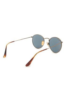Женские солнцезащитные очки RAY-BAN бронзового цвета, арт. 8247-9207T0 | Фото 5