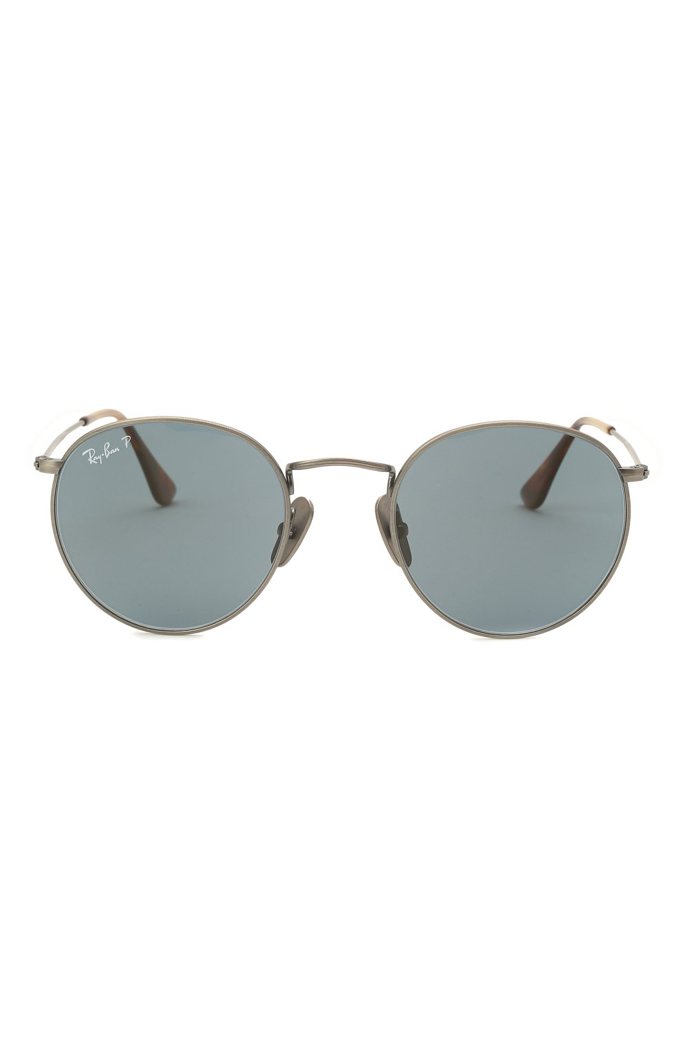 Женские солнцезащитные очки RAY-BAN синего цвета, арт. 8247-9208T0 | Фото 4