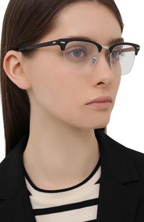 Женские оправа RAY-BAN черного цвета, арт. 3716VM-2861 | Фото 2