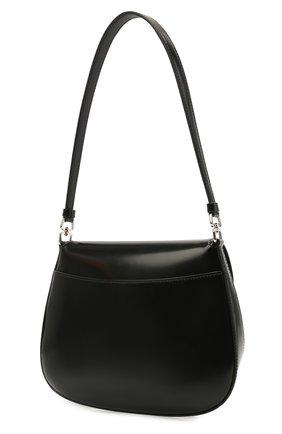 Женская сумка cleo PRADA черного цвета, арт. 1BD311-ZO6-F0002-OOO   Фото 2