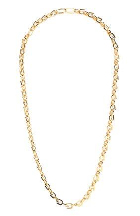 Женское колье GIVENCHY золотого цвета, арт. BF00B1F003 | Фото 1