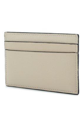 Женский кожаный футляр для кредитных карт loewe x paula's ibiza LOEWE бежевого цвета, арт. C643322X01 | Фото 2
