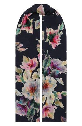 Женский шарф из кашемира и шелка RALPH LAUREN разноцветного цвета, арт. 434841269 | Фото 1