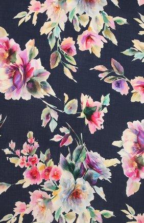 Женский шарф из кашемира и шелка RALPH LAUREN разноцветного цвета, арт. 434841269 | Фото 2