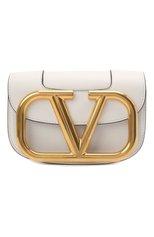 Женская сумка vlogo VALENTINO белого цвета, арт. VW0B0G45/ZXL   Фото 1