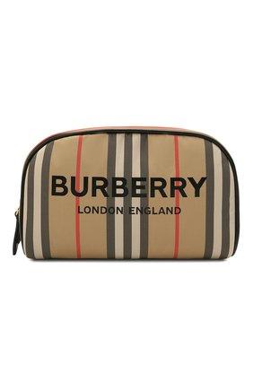 Женская косметичка BURBERRY разноцветного цвета, арт. 8038793   Фото 1