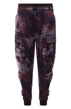 Мужские джоггеры DOLCE & GABBANA бордового цвета, арт. GWT3AZ/G7YEZ | Фото 1 (Мужское Кросс-КТ: Джоггеры-одежда; Материал подклада: Вискоза; Длина (брюки, джинсы): Стандартные; Стили: Милитари; Материал внешний: Синтетический материал; Силуэт М (брюки): Джоггеры)