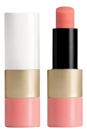 Натуральный бальзам для ухода за губами rose à lèvres, rose d'été HERMÈS бесцветного цвета, арт. 60284BV030H | Фото 1