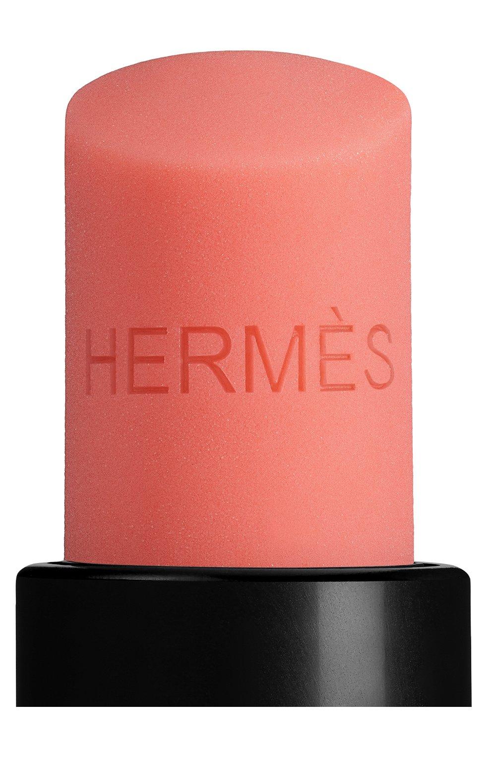 Натуральный бальзам для ухода за губами rose à lèvres, rose d'été HERMÈS бесцветного цвета, арт. 60284BV030H | Фото 9