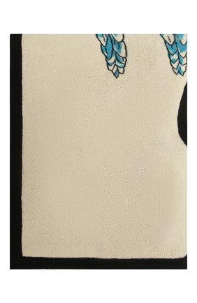 Женское хлопковое полотенце loewe x paula's ibiza LOEWE кремвого цвета, арт. K000229X04 | Фото 2