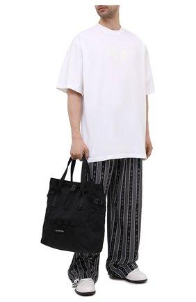 Текстильная сумка-шопер Army | Фото №2