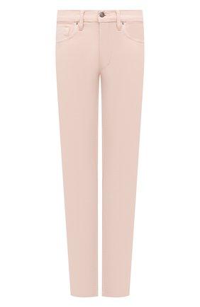 Мужские джинсы TOM FORD светло-розового цвета, арт. BWJ32/TFD002 | Фото 1