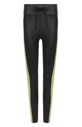 Женские леггинсы KORAL черного цвета, арт. A2639HS04 | Фото 1