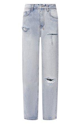 Женские джинсы KSUBI голубого цвета, арт. 5000005097 | Фото 1