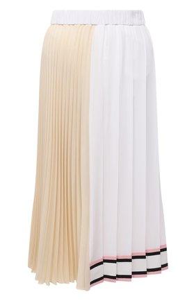 Женская плиссированная юбка N21 разноцветного цвета, арт. 21E N2M0/C044/5080   Фото 1