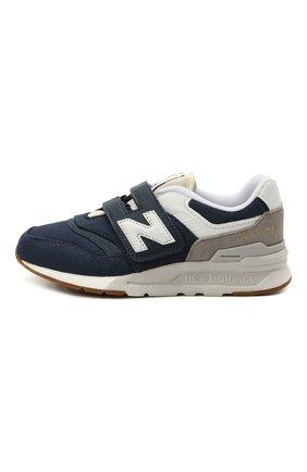 Детские кроссовки 997h NEW BALANCE темно-синего цвета, арт. PZ997HHE/M   Фото 2