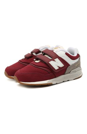 Детские кроссовки 997h NEW BALANCE бордового цвета, арт. IZ997HHT/M | Фото 1
