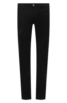 Мужские брюки JACOB COHEN черного цвета, арт. B0BBY C0MF 02298-S/55   Фото 1