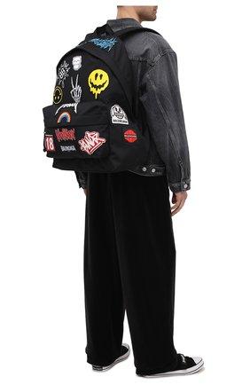 Текстильный рюкзак Oversized XXL | Фото №2
