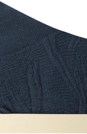 Женские хлопковые носки FALKE темно-серого цвета, арт. 46389 | Фото 2
