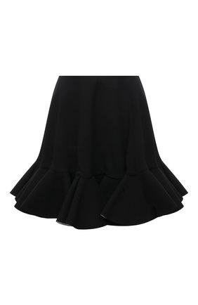 Женская юбка VERSACE черного цвета, арт. A89079/A224249 | Фото 1