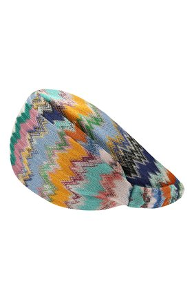 Женская повязка на голову MISSONI разноцветного цвета, арт. MMS00003/BR00E8 | Фото 2