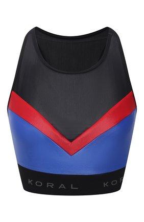 Женский топ KORAL разноцветного цвета, арт. A358S04 | Фото 1