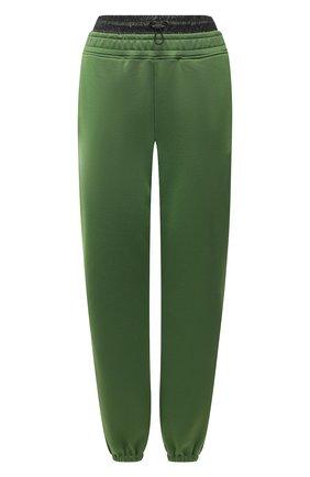 Женские джоггеры KORAL зеленого цвета, арт. A2673F76 | Фото 1
