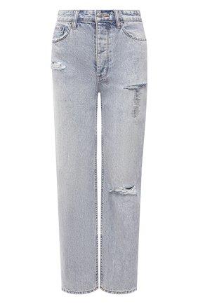Женские джинсы KSUBI светло-голубого цвета, арт. 5000005822   Фото 1