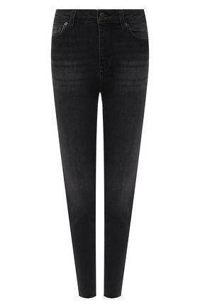 Женские джинсы KSUBI темно-серого цвета, арт. 5000005580   Фото 1