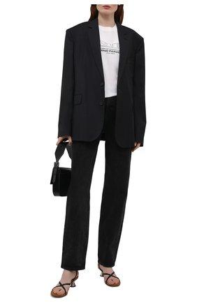 Женские джинсы KSUBI черного цвета, арт. 5000005573 | Фото 2