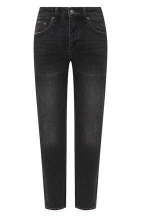 Женские джинсы KSUBI темно-серого цвета, арт. 5000005566   Фото 1