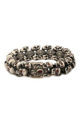 Женский браслет вершитель GL JEWELRY серебряного цвета, арт. M400006-S97-305 | Фото 1