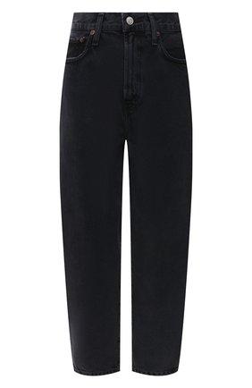 Женские джинсы AGOLDE черного цвета, арт. A158-1207 | Фото 1