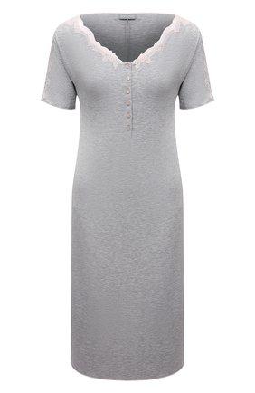 Женская сорочка GIANANTONIO PALADINI серого цвета, арт. S15PC07/M | Фото 1