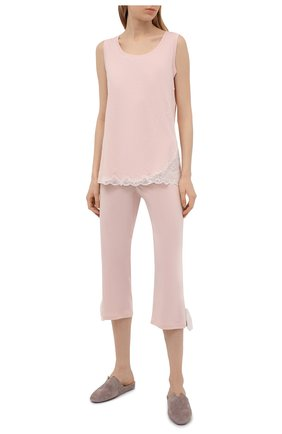 Женская хлопковая пижама GIANANTONIO PALADINI розового цвета, арт. S150P01 | Фото 1