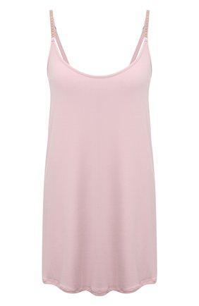 Женская сорочка LA PERLA розового цвета, арт. 0043840 | Фото 1