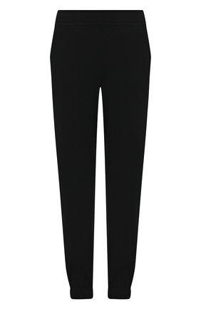 Женские кашемировые джоггеры FTC черного цвета, арт. 820-0650   Фото 1