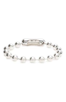 Мужской серебряный браслет AMBUSH серебряного цвета, арт. BM0A011S21MET001 | Фото 2