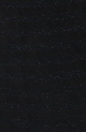 Женские носки FALKE темно-синего цвета, арт. 46370 | Фото 2 (Материал внешний: Хлопок)