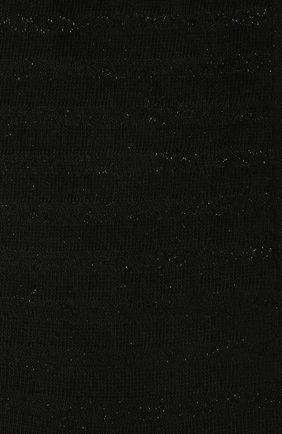 Женские носки FALKE черного цвета, арт. 46370 | Фото 2 (Материал внешний: Хлопок)