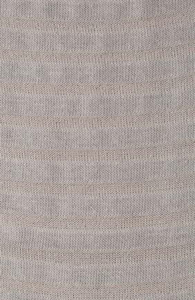 Женские носки FALKE светло-серого цвета, арт. 46370 | Фото 2 (Материал внешний: Хлопок)