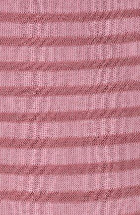 Женские носки FALKE розового цвета, арт. 46370 | Фото 2 (Материал внешний: Хлопок)